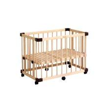 【 爆款限时抢购&送床中床】farska 全实木环保多功能婴儿床 迷你款