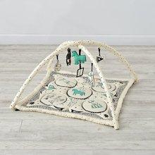Marvelous kids 艺术家罗克西迈尔设计作品驯兽师婴儿活动健身房游戏垫