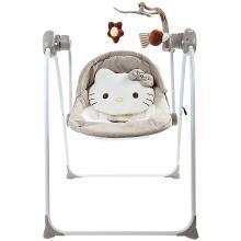 奥特王 凯蒂猫系列婴幼儿摇摇凳电动摇椅