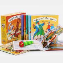 童话新语 Childs Play Flip-Up Fairy Tales 童话翻翻书8册 点读版(不含点读笔)
