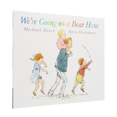 【點讀版】吳敏蘭、廖彩杏書單 Were Going On a Bear Hunt 一起去獵熊【平裝】