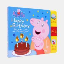 Peppa Pig小豬佩奇發聲生日書 Happy Birthday Mummy Pig Recordable(有音頻)