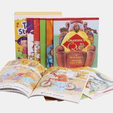 【点读版】学乐蓝思分级绘本12册Scholastic—Talking Story Books 【平装】