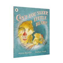 【点读版】廖彩杏书单精选 经典晚安故事 小熊睡不着 Cant You Sleep,Little Bear【平装】