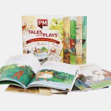 【点读版】彩虹系列分级阅读:经典童话小剧场 12册PM Traditional Tales & Plays PM【平装】
