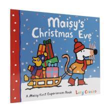 【点读版】廖彩杏书单 Maisys Christmas Eve 小鼠波波的平安夜【平装】
