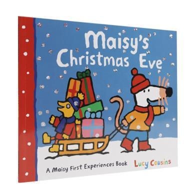 【點讀版】廖彩杏書單 Maisys Christmas Eve 小鼠波波的平安夜【平裝】