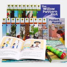 牛津阅读树7-9阶 Oxford Reading Tree Level 7-9 拓展阅读套装合集40册【平装】【点读版】(不带笔套装)