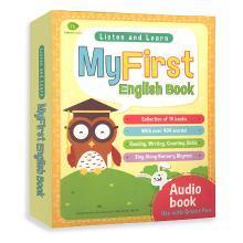我的第一套英文認知書(10冊)