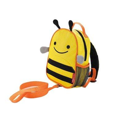 【低至4.2折】美国Skip Hop防走失小蜜蜂图案双肩背包(单个装)