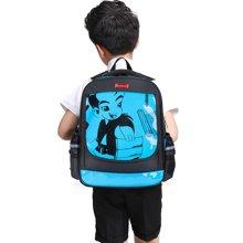 孔子书包 小学生书包 儿童书包 安全反光条 1-3年级K503A