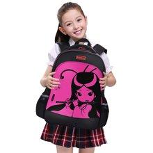 孔子书包 小学生书包  儿童书包 安全反光条一年级到三年级背包K503B