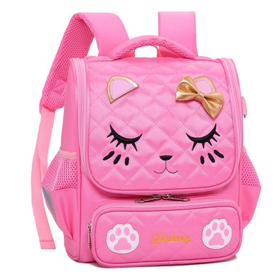 小學生書包女生兒童書包1-3-5年級女童雙肩背包HP1208
