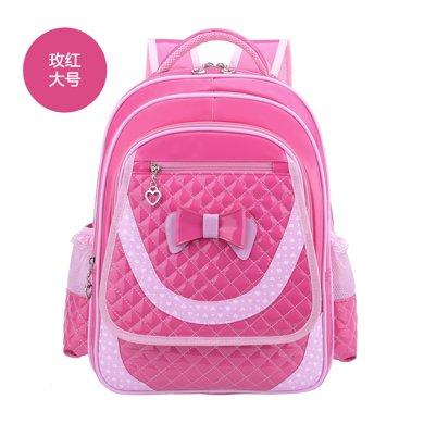 兒童書包小學生書包1-3-6年級紀兒童背包韓版公主背包雙肩包BL612