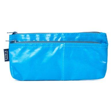 上品匯多用平面收納筆袋簡約多功能筆袋便攜學生鉛筆袋收納包錢包
