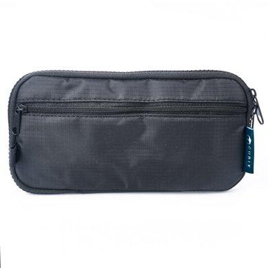 上品匯粗牙尼龍收納筆袋簡約多功能筆袋可平攤便攜筆袋學生鉛筆袋
