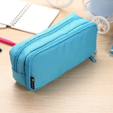 上品匯RZ超大容量多功能筆袋韓版創意簡約中學生辦公男女筆袋