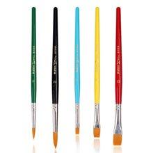 晨光LBH97865 毕加索 /印花多规格学生画笔画刷组合 5支/袋