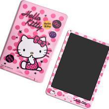iscream上品汇儿童液晶手写电子板涂鸦光能小黑板绘画智能写字板