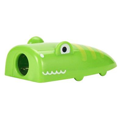 上品匯創意迷你鱷魚卷筆刀學生兒童原創設計環保干凈削筆器新品