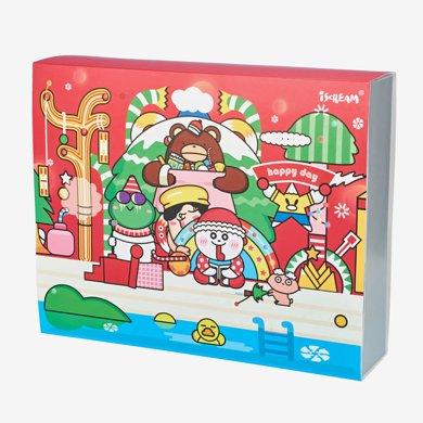 上品匯圣誕基礎文具套裝高檔小學生禮盒兒童送禮幼兒園新年禮物