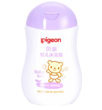 贝亲婴儿沐浴露 新生儿沐浴乳天然温和配方宝宝洗护用品 IA111