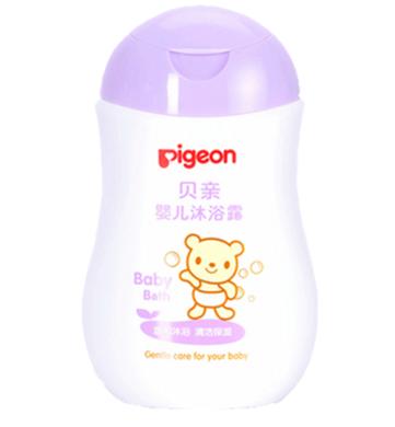 貝親嬰兒沐浴露 新生兒沐浴乳天然溫和配方寶寶洗護用品 IA111