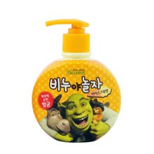 韩国LG健康抑菌儿童洗手液300ml(绿巨人)冰淇淋香味