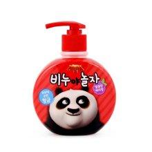 韩国LG健康抑菌儿童洗手液300ml(熊猫)蓝莓香味