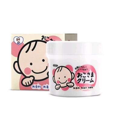 【支持購物卡】日本To plan嬰兒面霜兒童潤膚霜寶寶護膚霜保濕霜110g