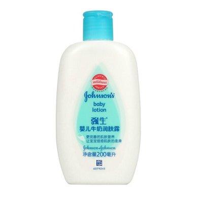 強生嬰兒牛奶潤膚露(200ml)