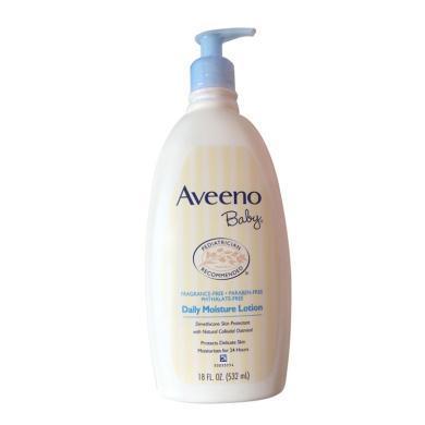 【支持購物卡】美國Aveeno艾維諾 天然燕麥全天候舒緩潤膚乳液 532ml 保質期20年9月