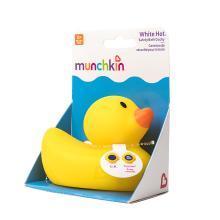 美国Munchkin麦肯齐 感测温变色小黄鸭