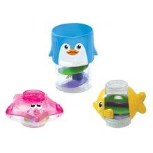 Munchkin/满趣健  动物航道洗澡玩具