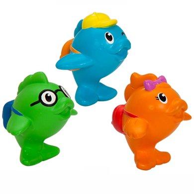 Munchkin/满趣健  飞鱼小船洗澡玩具