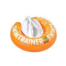 德國Freds 兒童游泳圈 橙色安心舒適 標準蛙泳姿勢 2-6歲適用香港直郵