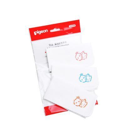 貝親超柔紗布手巾(3片)