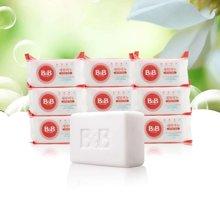 韓國保寧B&B 嬰兒殺菌洗衣皂洋槐香型 200g*9粒