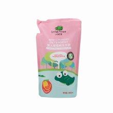 英国小树苗婴儿宝宝葡萄柚袋装洗衣液500ml