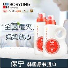 韓國進口保寧(B&B)洗衣液桶裝1.5L*2瓶