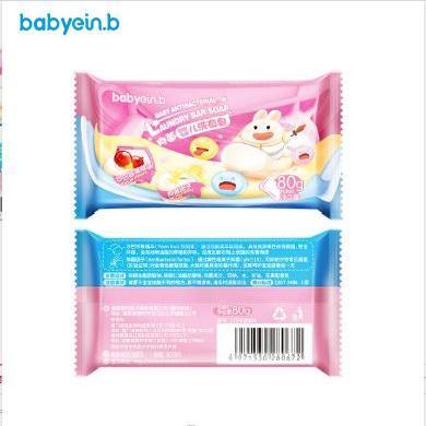怡恩贝婴儿卡米拉洗衣皂80克 1块
