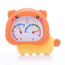 小白熊小猪婴儿房温湿度计(09222)