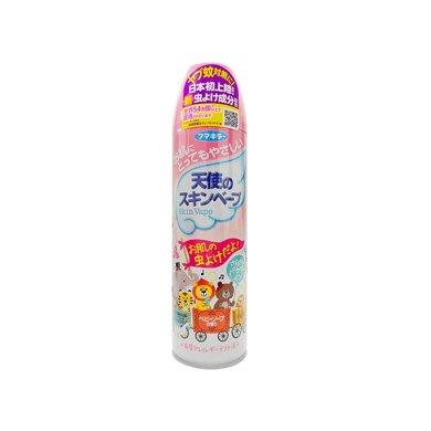 【香港直邮】日本Fumakilla Skin Vape天使系列防蚊喷雾  200ml*1瓶