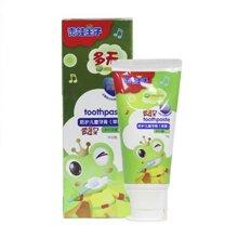 青蛙王子儿童牙膏(苹果)70克 防护牙膏 宝宝牙膏