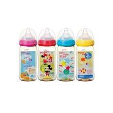 【香港直邮】日本版日本产贝亲奶瓶PPSU宽口奶瓶240ml*1只装