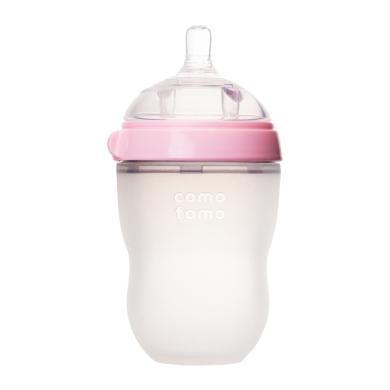 美國COMOTOMO可么多么寬口硅膠奶瓶250ml