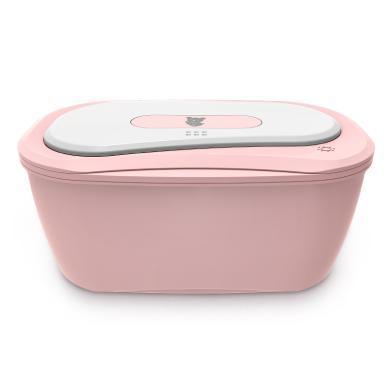 小壮熊婴儿湿巾加热器宝宝保湿恒温热暖湿纸巾机便携式充电湿巾盒