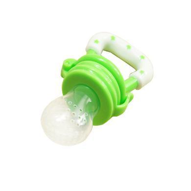 三只小猫 婴儿牙胶 摇铃型咬咬安抚奶嘴 嚼嚼乐 嚼嚼训练器 afyj01