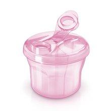 英国飞利浦新安怡AVENT奶粉分装盒零食杯 粉色