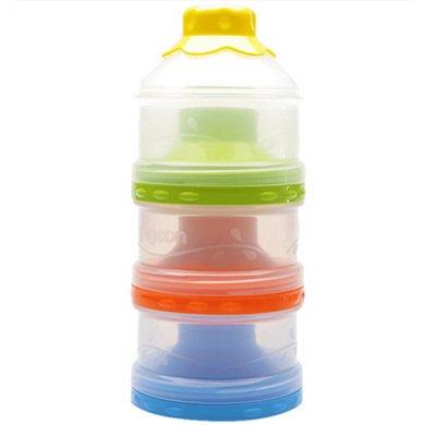 【贝亲】大容量独立开口三层奶粉盒 便携 CA07